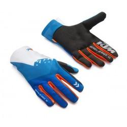 KTM Rękawiczki MX , Enduro GRAVITY-FX niebieskie
