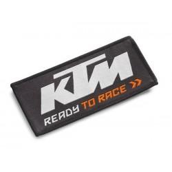 KTM Naszywka czarna BADGE BLACK