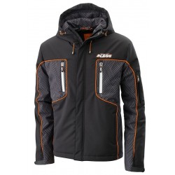 KTM Kurtka męska softshell RACING / XL