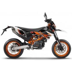Motocykl KTM 690 SMC R 2016