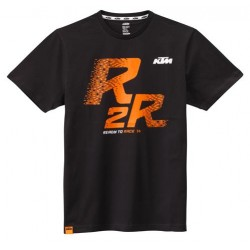 KTM Koszulka t-shirt R2R black