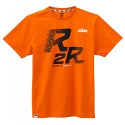 KTM Koszulka t-shirt R2R orange