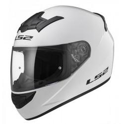 LS2 Kask FF352 SINGLE biały