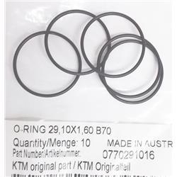 KTM O-ring pompy wody EXC 03-07-5145